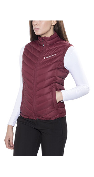 Peak Performance Frost Down - Veste Femme - rouge
